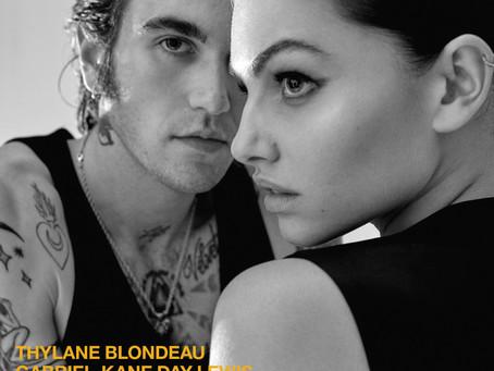 #NUMERORUSSIADIGITALHOMME 002Thylane Blondeau , Gabriel Kane, Lorenzo Sutto by Amr Ezzeldinn