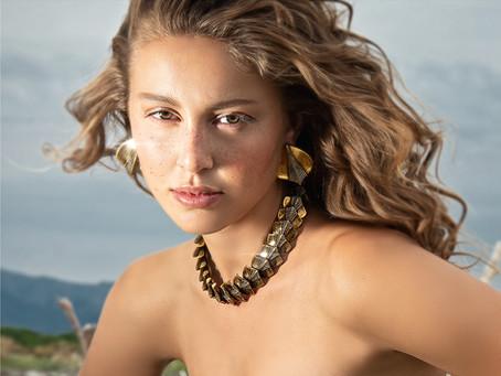 "#NUMERORUSSIADIGITALFASHION 009 Johanna Chone ""Style in a wild"" by Irina Lis Costanzo"