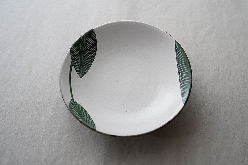 banana leaf dish