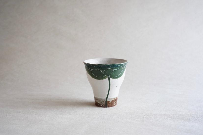 ハスの葉 フリーカップ