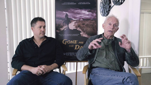 Interview with Lance Henrickson from GONE ARE THE DAYS