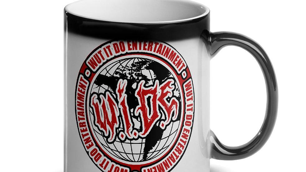 WIDE Glossy Magic Mug