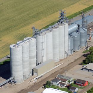 Thompson Farmers Co-op Elevator