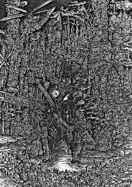 篠崎理一郎 アート ボールペン画