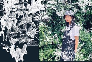 HUKAMIとiori productsとのコラボワークシャツのイラストを担当しました。世界観の一部でもある塊根植物の雰囲気をミックスしたイラストが背面にプリントされてます。9/5から印 裏寺本店(京都)、なんばパークス店(大阪)、西宮ガーデンズ店(兵庫)の3店舗にて販売予定。9/7からwebStoreにて購入可能です。