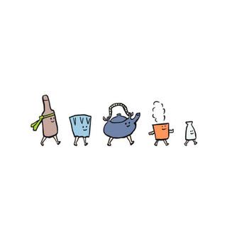 鹿児島県酒造組合公式サイト イラスト