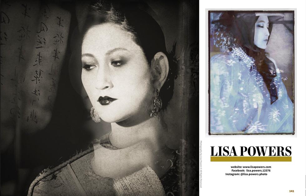 LENS Magazine 8th Spread