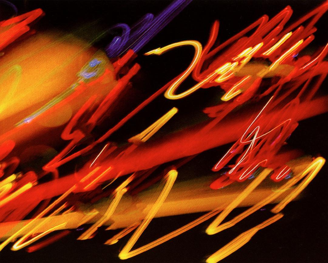 Neon Scribbles