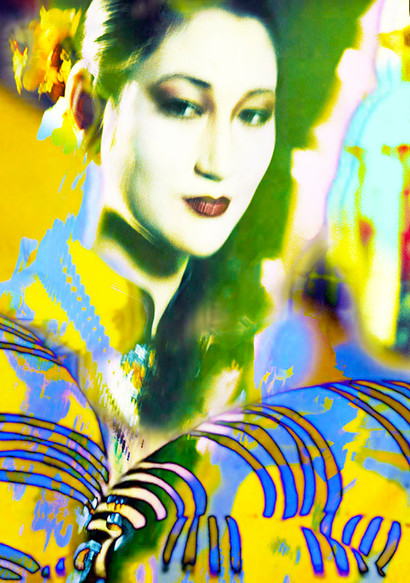 Empress in Imperial Yellow