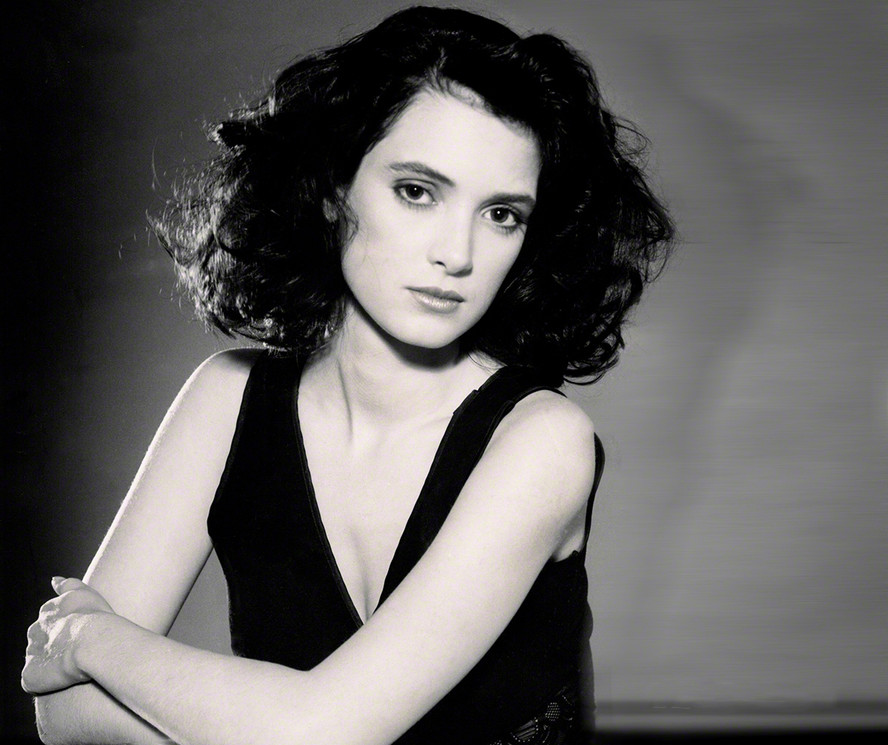 "Winona Ryder for ""Heathers"""