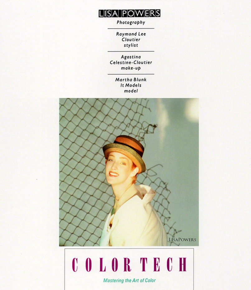 Color Tech ad