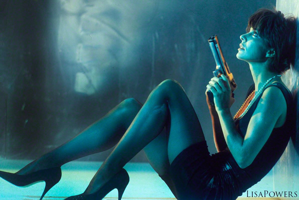 "Anne Parillaud ""La Femme Nikita"""