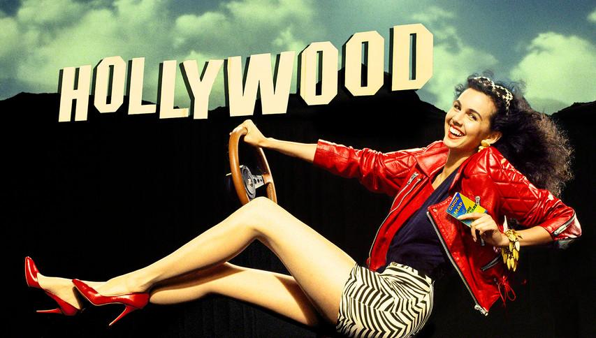 Hollywood Driving