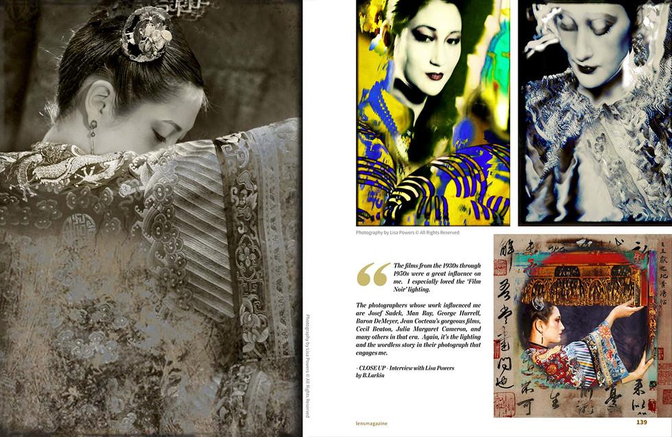 LENS Magazine 7th Spread