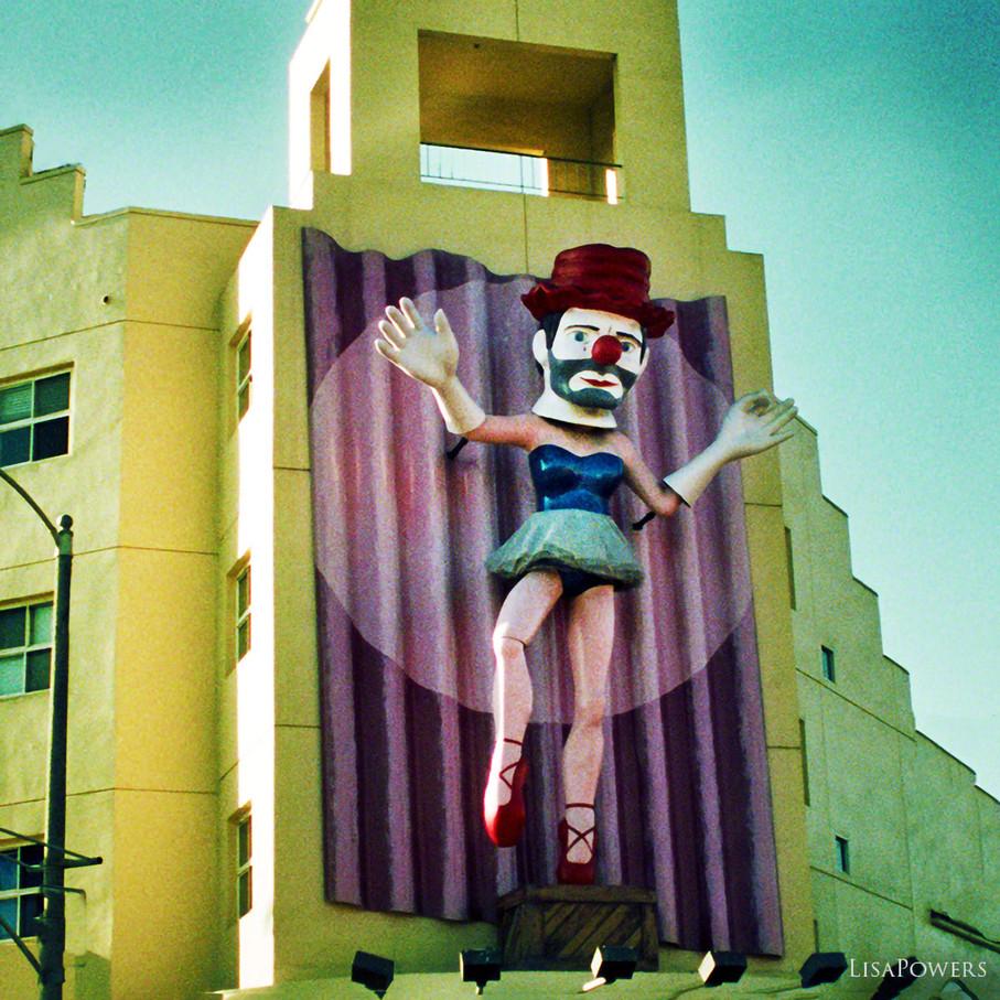 Ballerina Clown, Los Angeles