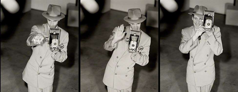 The Photographer Triptic