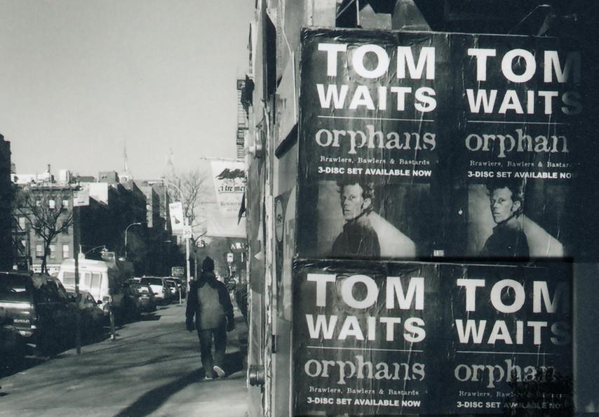 Tom Waits ORPHANS