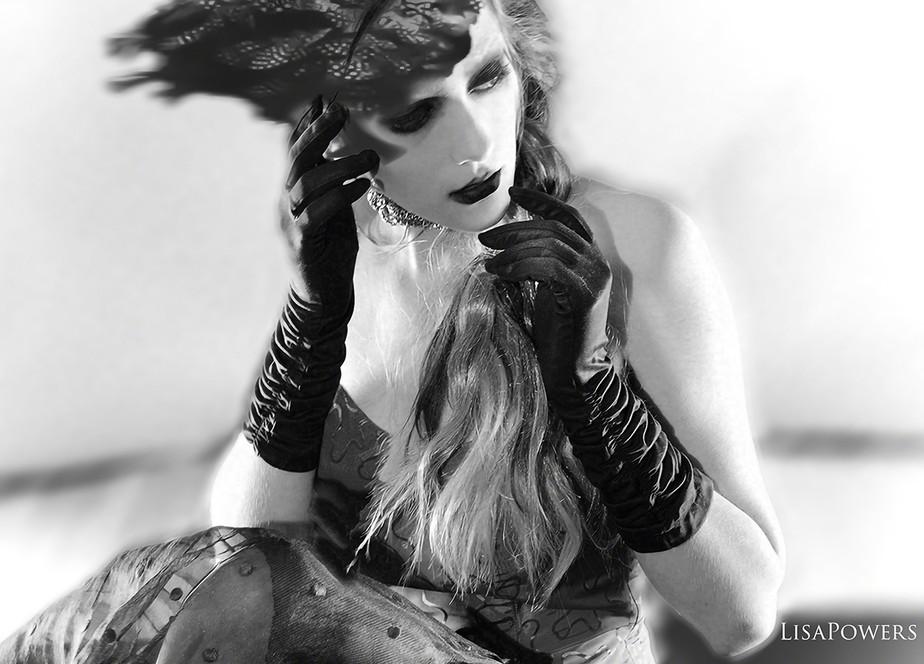 Claudia Carter as Garbo