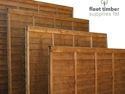 Wayney Lap Fence Panel