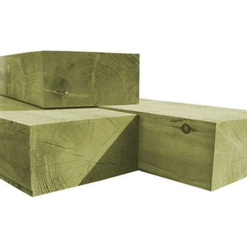 Railway Sleepers 200 x 100 10 Pack
