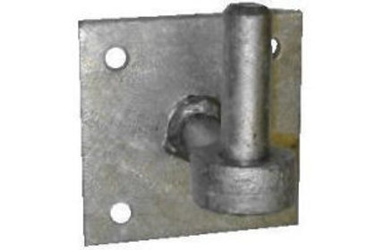 "Hooks on 4""x4"" Plates with Exteded Shoulder"