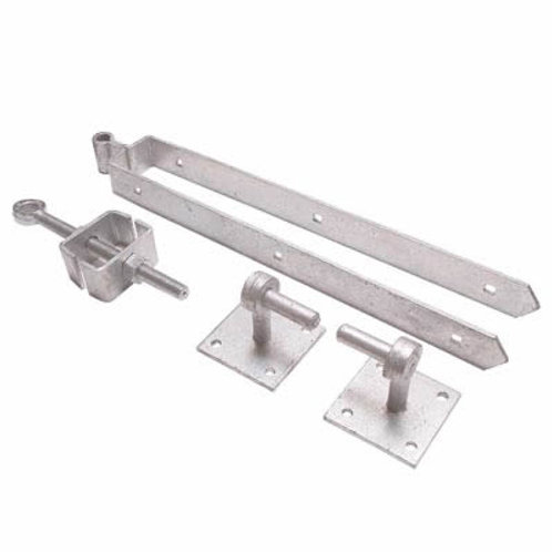 Field Gate Adjustable Hinges