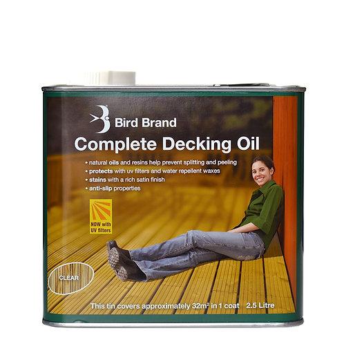 Decking Treatment Oil