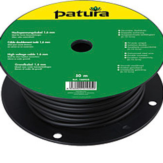 Patura High Voltage Cable - Lead Out 25m