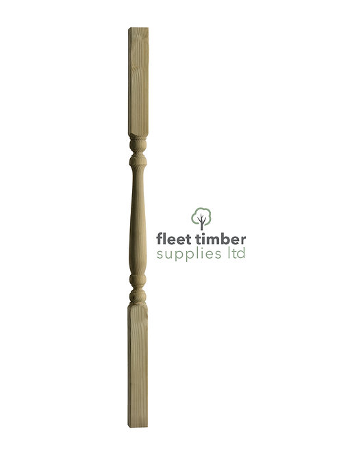 Colonial Decking Spindle 41 x 41mm