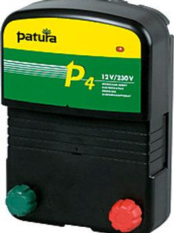 Patura P4 Multi-Voltage Energiser 230v & 12v