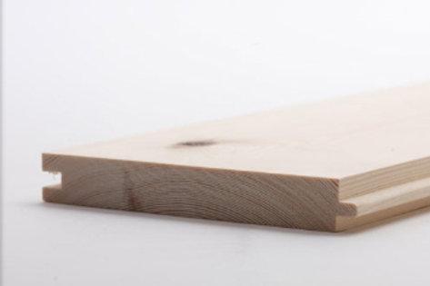 22 x 150mm WhiteWood PTG Flooring