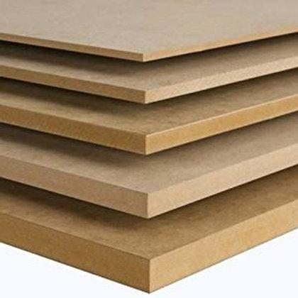 MDF Boards 2440 x 1220