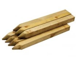 Treated Stakes 50x50mm