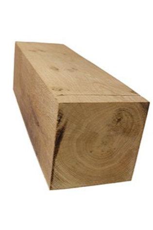 200 x 200mm Sawn Oak Post