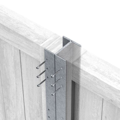 Fencemate Dura Post Classic 2.7m - Galvanised