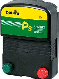 Patura P3 Multi-Voltage Energiser 230v & 12v