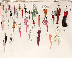MERAKILYA  x REISS - Live painting - Hon