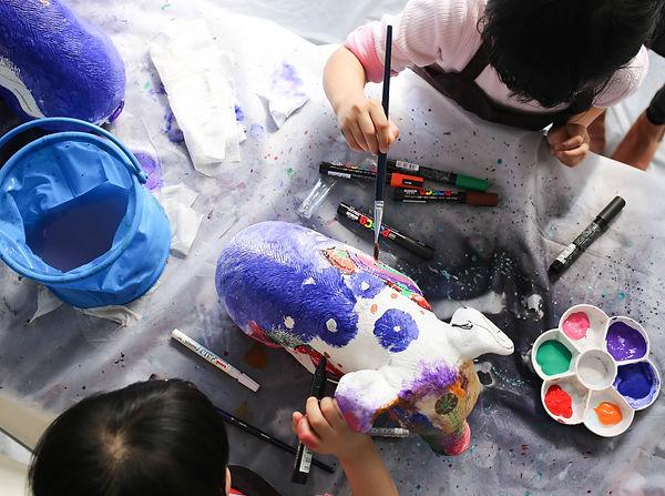 MERAKILYA WORSHOP KIDS HONG KONG