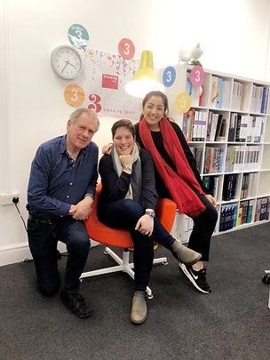 Standing Space, interior design & architecture firm in Warrington, celebratin their 3rd birthday