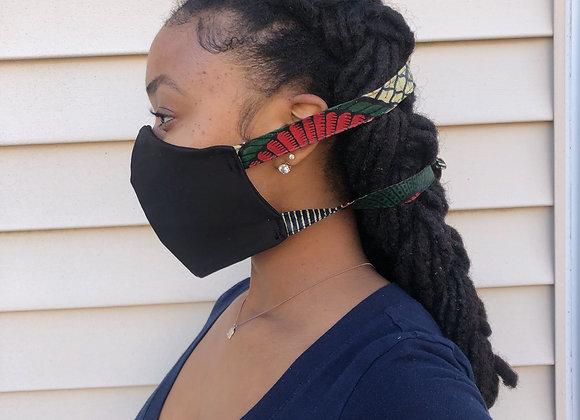 Black Shell Mask