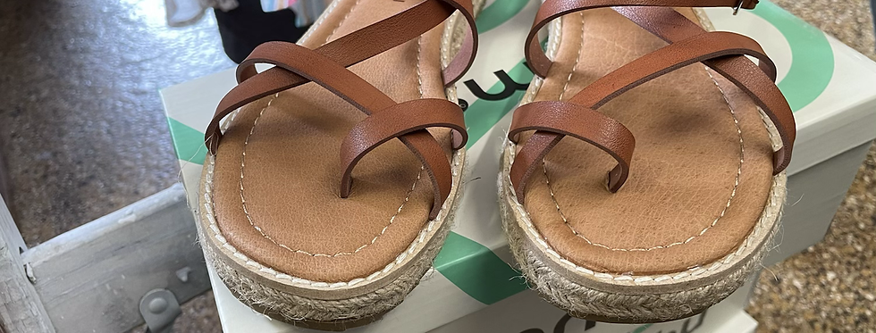 Stappy Sandals