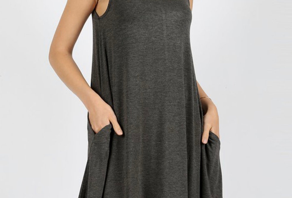 Perfect Grey Dress