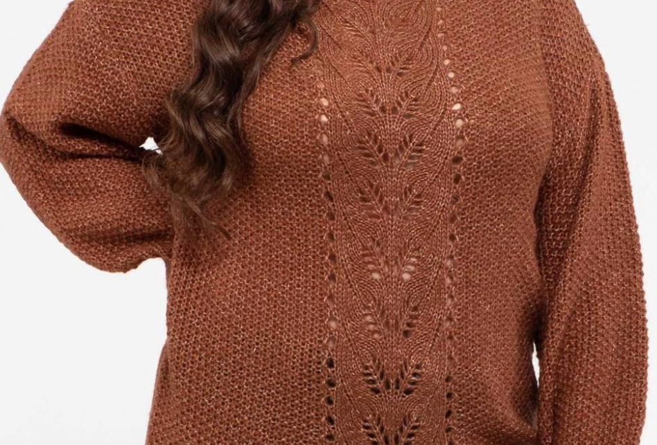 Just Own It Sweater+