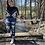 Thumbnail: Morgan Distressed Straight Leg Jeans