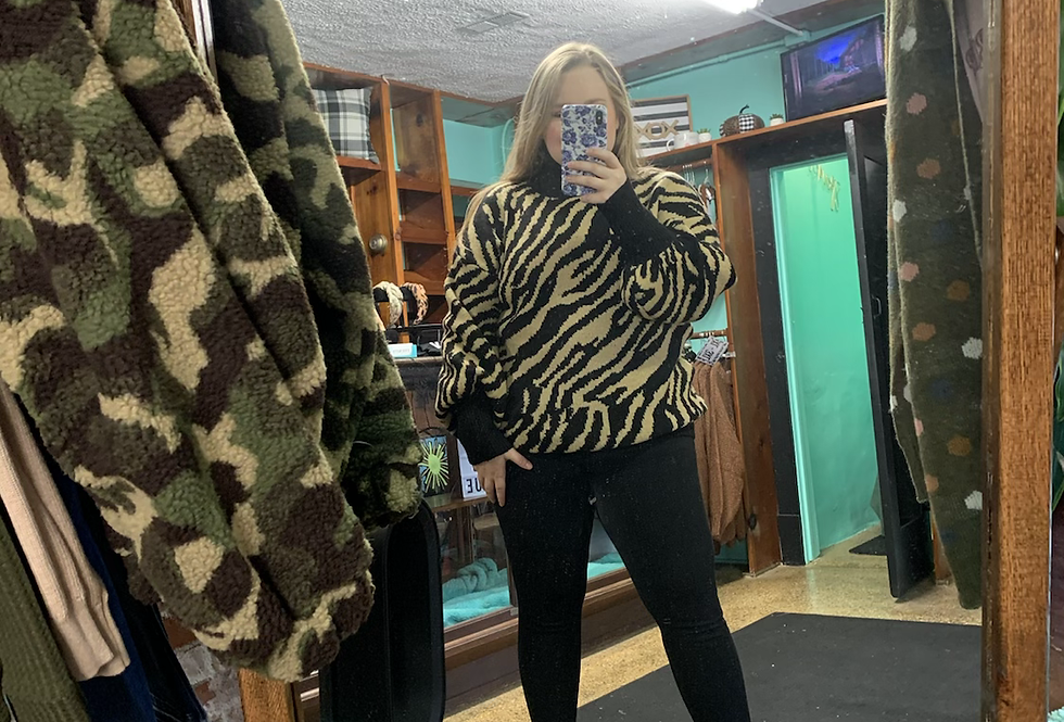 The Sophia Sweater