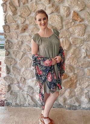Sage Saturday's Dress