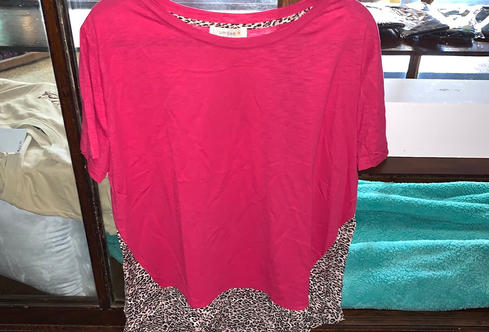 Prowling Pink Top+