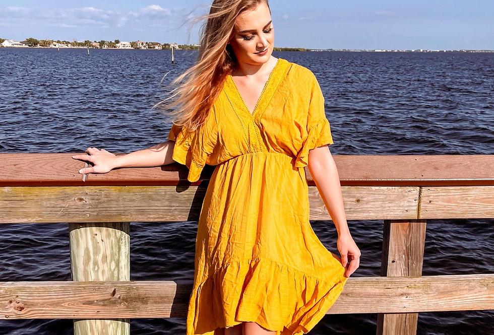 By the Sun Dress