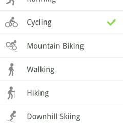 На велопрогулку со смартфоном