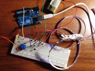 Подключение светодиодной ленты к Arduino